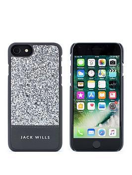 jack-wills-apple-iphone-678-glitter-inlay-wray-silver