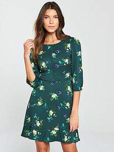 oasis-tropical-butterfly-shift-dress