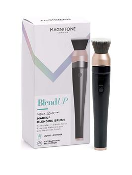 magnitone-magnitone-london-blend-up-vibra-sonic-makeup-blending-brush-with-smoothblend-brush-head-and-biomaster-antibacterial-protection-black