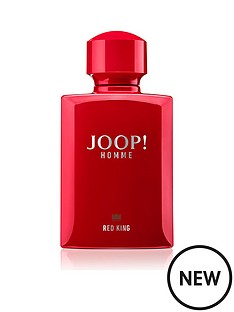 1600235260: Joop! Joop! Homme Kings of Seduction Red King 125ml EDT
