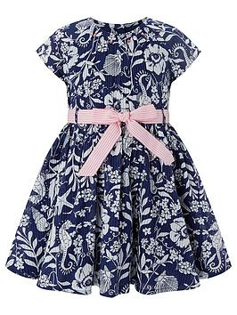 monsoon-baby-collett-shell-print-dress