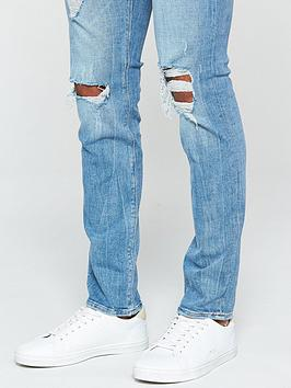 River Jean LAW Island Skinny Ripped Low Price For Sale Free Shipping Outlet 100 Original W1MPbJBU