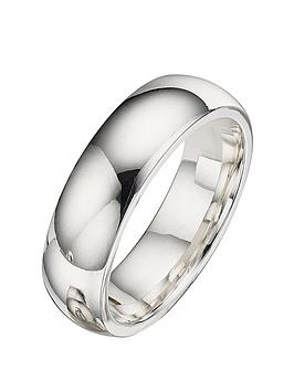 the-love-silver-collection-argentium-silver-6mm-wedding-band-with-optional-personalised-engraving