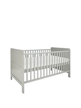 little-acorns-cot-bed-ndash-light-grey