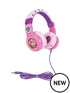 paw-patrol-skye-headphones
