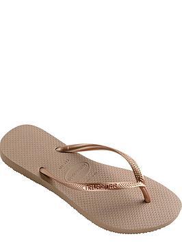 Discount Limited Edition Flop Sandal Slim Havaianas Gold Rose  Flip Cheap Sale Shop Offer ghd8fE6uN6