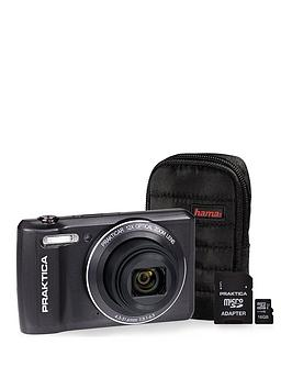 praktica-luxmedia-z212-le-graphite-camera-kit-inc-16gb-microsd-card-case