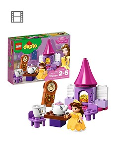 lego-duplo-10877nbspprincess-belleacutes-tea-party