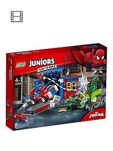 lego-juniors-10753nbspspider-man-vs-scorpion-street-showdown