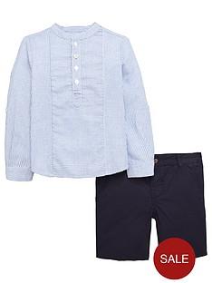mini-v-by-very-boys-stripe-shirt-and-chino-short-set
