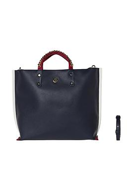 tommy-hilfiger-tommy-chain-tote-bag