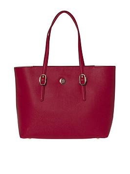 tommy-hilfiger-tote-bag-red