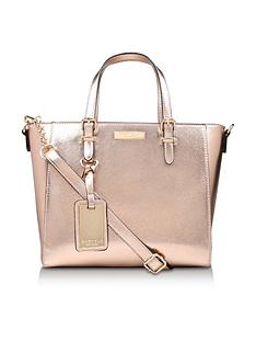 carvela-danna-winged-tote-bag-bronze
