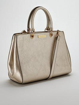 Brand New Unisex Cheap Price  Cream Tote Bag Darla Structured Carvela Sale Clearance Store Sale Low Price Visa Payment Online co3V2xim