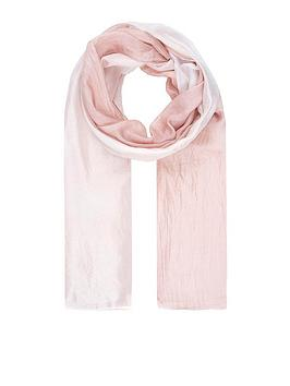 accessorize-silk-ombre-scarf-pinknbsp