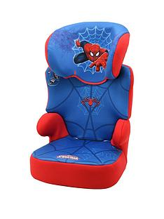 spiderman-marvel-spiderman-befix-group-2-3-high-back-booster-seat
