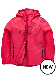 the-north-face-the-north-face-girls-flurry-windwall-hooded-jacket