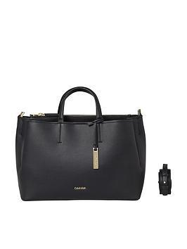 Step Tote Large Klein Up Calvin Klein Black Bag Calvin Prices For Sale Y9r5jQgmIz