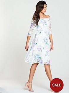 v-by-very-printed-lace-bardot-prom-dress-white