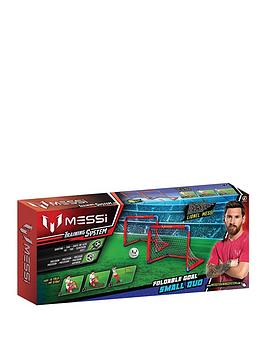 48b2d0d8d Messi Set of 2 Foldable Training Goals | littlewoodsireland.ie