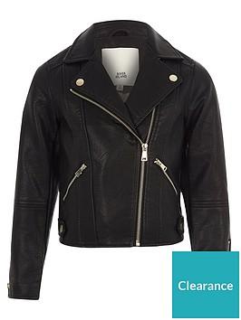 river-island-girls-black-faux-leather-biker-jacket