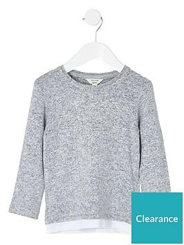 river-island-mini-boys-grey-layered-hem-long-sleeve-top