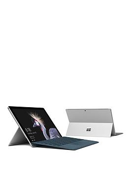 microsoft-surface-pro-intel-core-mnbsp4gbnbspramnbsp128gbnbspssd-123-inch-laptop-tablet-with-type-cover--nbspcobaltnbsp