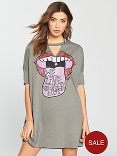 religion-lips-printed-jersey-dress