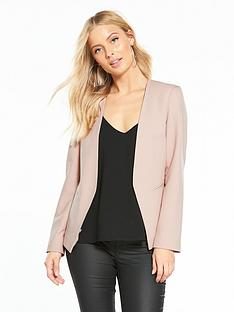 wallis-giglio-edge-to-edge-jacket-blush