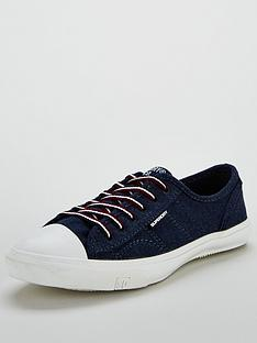 superdry-college-low-pro-sneaker-navymarl