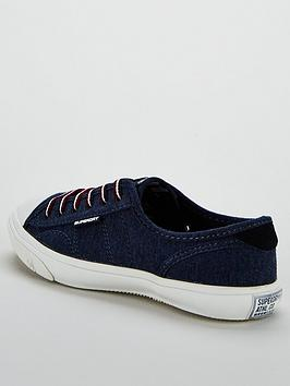 Pro College Low Marl Sneaker Superdry Navy  Free Shipping For Nice Cheap Marketable Inexpensive For Sale Outlet Locations Cheap Price Geniue Stockist G8ryfNXdZG