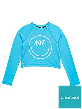ce141c0873a Nike Older Girl Hydroguard Cover Up | littlewoodsireland.ie