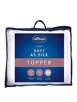 silentnight-luxury-collection-soft-as-silk-mattress-topper
