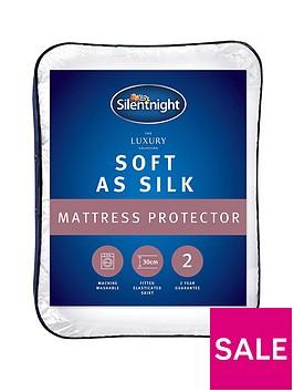 silentnight-luxury-collection-soft-as-silk-mattress-protector