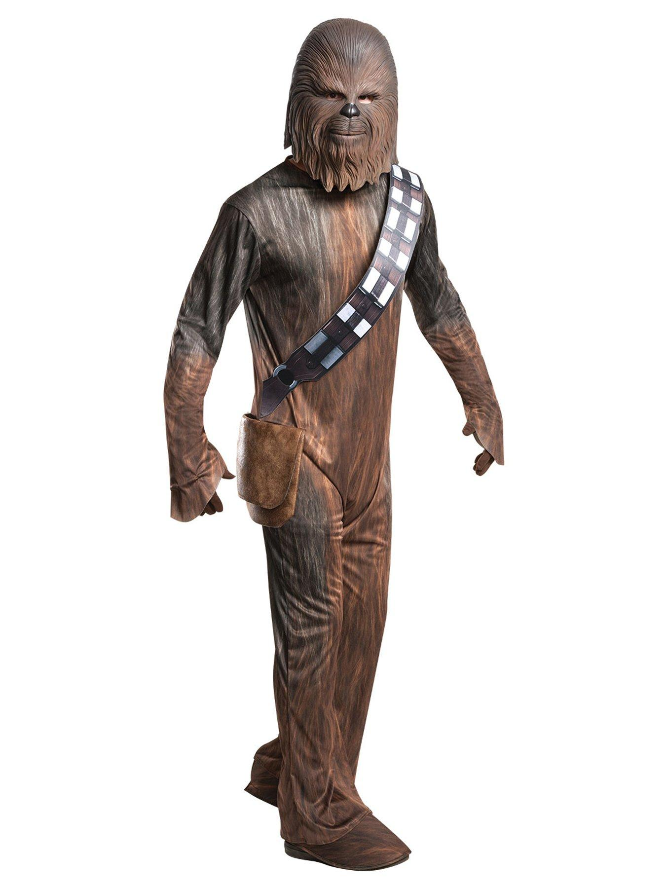 """Med Age 5-7 4' 6"""" Star Wars Kids Han Solo Costume Style 1 HEIGHT 4' 2"""""""