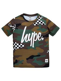 hype-boys-short-sleeved-checkerboard-camo-t-shirt