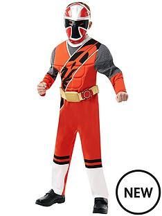 power-rangers-power-ranger-ninja-steel-red-dlx-ranger