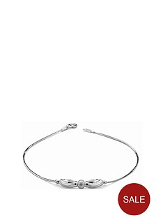 the-love-silver-collection-sterling-silver-glitter-ball-and-diamond-cut-oval-bead-bracelet