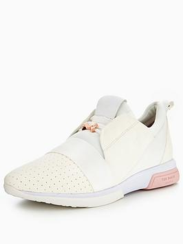 Ted BakerCEPAS - Trainers - white/rose gold sxdYCO
