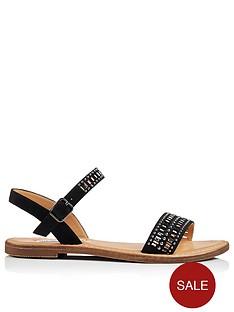 head-over-heels-lira-embellished-flat-sandal-black