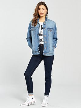 Free Shipping Geniue Stockist Denim Noisy may Ole Jacket Fashion Style Discount Get Authentic Cheap Clearance InV7ytIp