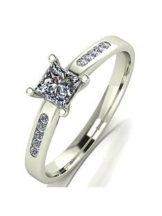 love-diamond-love-diamond-9ct-white-gold-princess-cut-centre-50pts-total-diamond-solitaire-ring