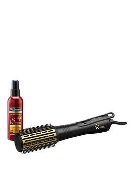 tresemme-get-volume-packed-tresses-with-the-salon-professional-smooth-volume-hot-air-stylernbspbynbsptresemmeacutenbsp--plus-200-ml-tresemmeacutenbspkeratin-smooth-heat-protection-spray