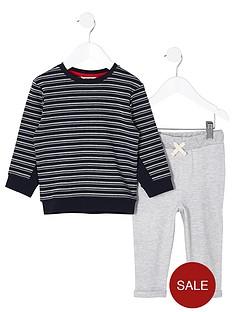 river-island-mini-boys-stripe-top-amp-jogger-outfit
