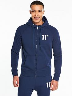 11-degrees-core-zipped-hoodie