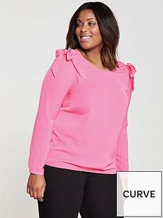 junarose-curvenbspfan-long-sleeve-cafeacute-blouse