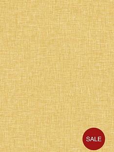 arthouse-linen-ochre-wallpaper