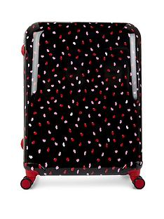 lulu-guinness-lulu-guinness-hard-sided-4-wheel-confetti-print-large-case