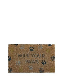 wipe-your-paws-coir-doormat