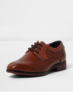 river-island-mini-boys-tan-point-shoe